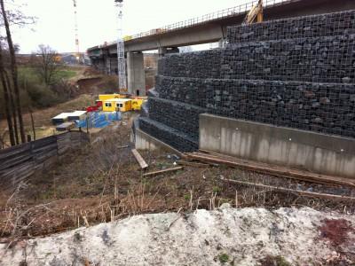 Kulch ICE-Tunnel, Bahnprojekt