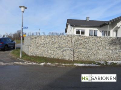 Sonnen, Gartenmauer / Sichtschutz