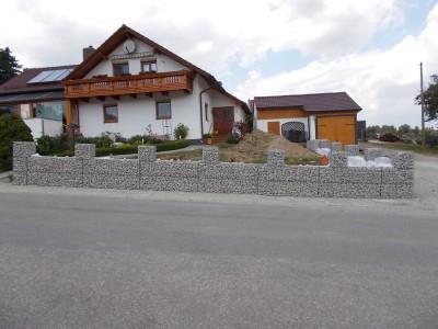 Bad Griesbach W, Zaun-Gartenanlage