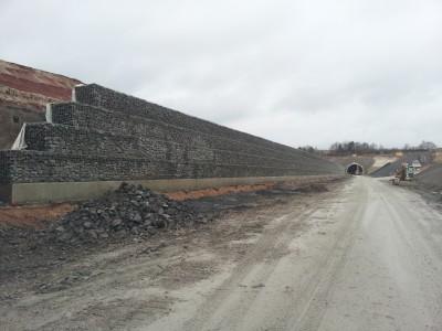 Coburg Feuerfelsen, Bahnprojekt