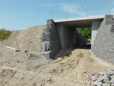 Weinheim-Laudenbach, Brückenbauwerke